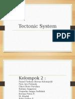 sistem tektonik