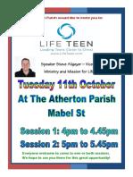 life teen invite