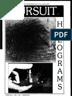 PURSUIT Newsletter No. 41, Winter 1978 - Ivan T. Sanderson