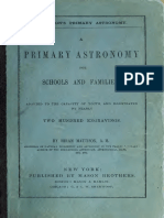 A Primary Astronomy for Schools and Families