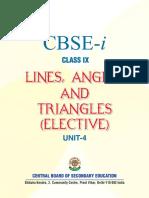 Line and Angles