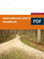 Baker&Mckenzie-International Joint Ventures Handbook