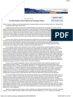 Review Talbert, Charles H., Romans (SHBC)