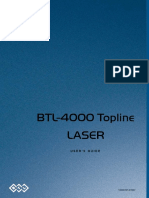 BTL Laser 4000 - User Manual