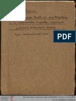 Kossinna, Gustav - 'Das Indogermanische Urvolk' (1909)