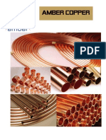 Copper Tube Amber