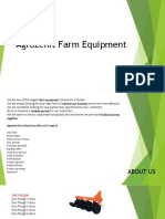Agrozenit Farm Equipment