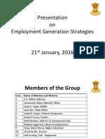 Employment Generation Final