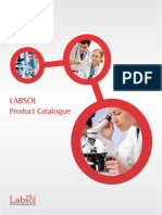 Labsol Product Catalog