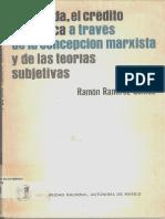 La Moneda, El Crédito y La Banca - Concepción Marxista
