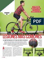 Posicion en La Bici