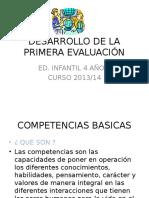 Desarrollo de La Primera Evaluación (2)