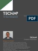 Techimp Profile