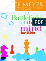 Joyce Meyer - Battlefield of the Mind for Kids