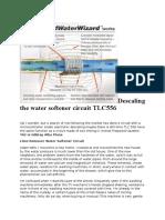 Water Softener Circuit