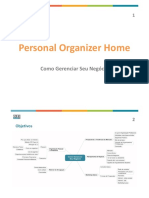 7 - Personal Organizer Business