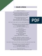 Ailee; Scandal
