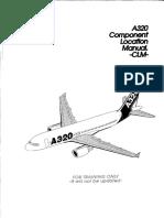81756624 A320 Component Location Manual CLM
