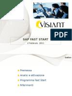 Sap Fast Start