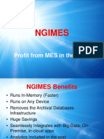 Profit MES in the Cloud