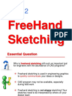 GENG 111 - Lecture 02 - FreeHand Sketching