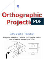 GENG 111 - Lecture 05 - Orthographic Projection