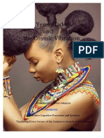 Yemi Alade and the Cosmic Vibration