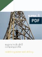 Supra Indodrill Company Profile - English Version 2016