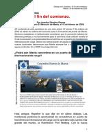 Puerto de Manta. El Fin Del Comienzo