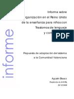 Informe Creacion Aulas Lenguaje y Comunicacion en SECUNDAR…