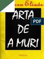 Mircea Eliade - Arta de a muri.pdf
