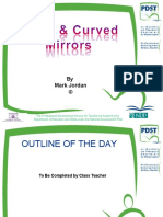pdst physics - mirrors plane