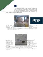Síntesis y Propiedades del Acetileno Observaciones