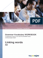 A2 Linkingwords Workbook