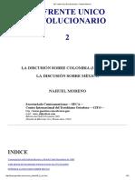 El Frente Unico Revolucionario - Nahuel Moreno.pdf