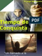 Tiempo Conquista 1 Ppt