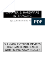 CHAPTER 5 Hardware Interfacing