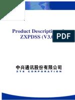 Manual of Zxpdss v3