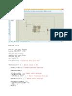 PortB Change Interrupt Example