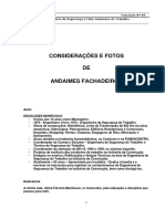 Coleção Monticuco - Fasc Nº 09-Considerações e Fotos de Andaimes Fachadeiros (2)