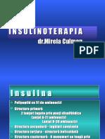 Insulinoterapie Curs