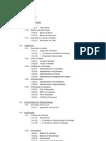 Contabilidade Intermediária - Exercícios de Fixação Plano de Contas