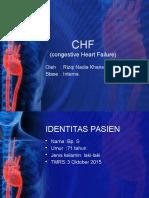 Resus CHF- Dr.wartoto