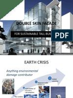double skin facade - presentation