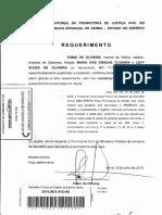 20160727 - MPE REQ Interdição Maria Das Graças Oliveira