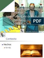 39 Prision y Rescate de Pedro