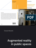 Augmented Reality in Pubblic Spaces