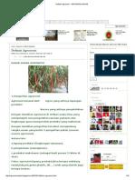 Definisi Agronomi - Agronomi Unhas