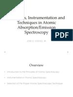 Atomic Spectroscopy 3