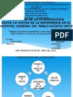 epidemiología enfermeria